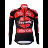 Cycling Jersey long Sleeves PRO - PAUWELS BINGOAL
