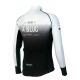 Cycling Jersey long sleeves PRO White - A BLOC