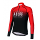 Cycling Jersey long sleeves PRO Red - A BLOC