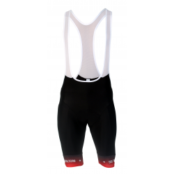 Cycling Pant Bib PRO Red - A BLOC