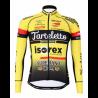 Cycling Jersey long sleeves PRO - ISOREX TARTELETTO 2020