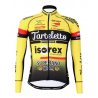 Cycling Jersey long sleeves PRO - ISOREX TARTELETTO 2020