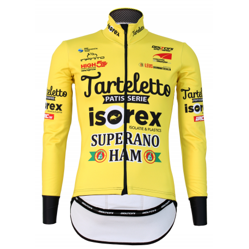 Cycling Jacket Storm - ISOREX TARTELETTO