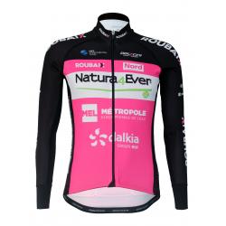 Колоездачно джърси с дълъг ръкав PRO - Roubaix
