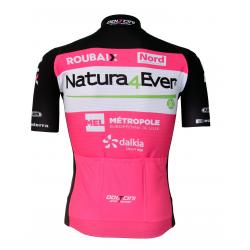 Колоездачно джърси с къс ръкав PRO - Roubaix