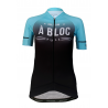 Cycling Jersey short sleeves PRO Blue - A BLOC