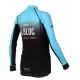 Cycling Jersey long sleeves PRO Blue - A BLOC