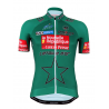Cycling Jersey Short Sleeves Classic - Leader Green