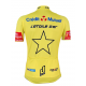 Cycling Jersey Short Sleeves Classic - Leader Yellow