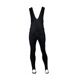 Cycling Bibtight UNI BLACK SUMMER PRO