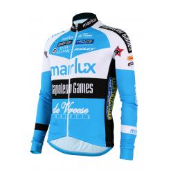 Cyclisme à Maillot manches longues PRO Marlux