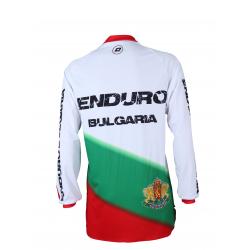 Мотокрос джърси PRO - Bulgaria