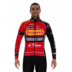 Cycling Jacket Winter PRO - SUNWEB