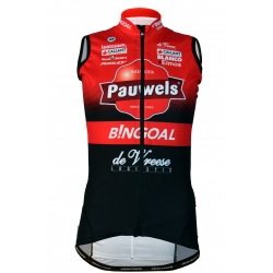 Cycling Winter STORM Jacket - PAUWELS BINGOAL