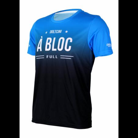 Tениска A BLOC BLUE