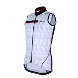 Cycling Body light PRO - LETS RIDE RED