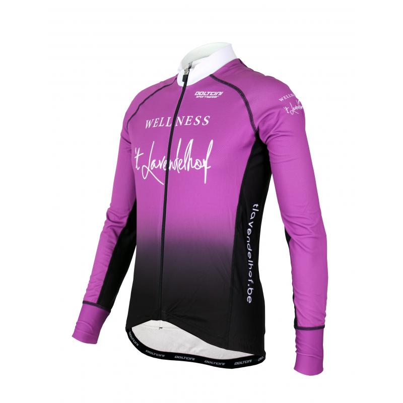 Cycling Jersey long Sleeves PRO - Lavendelhof