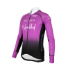Cycling Jersey long Sleeves PRO - Lavendelhof