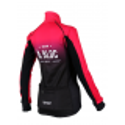 Cycling Jacket Winter PRO BLACK/PINK - A BLOC