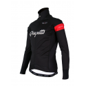 Cycling Winter jacket PRO Red - GRUPETTO