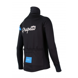 Cycling Winter jacket PRO Blue - GRUPETTO