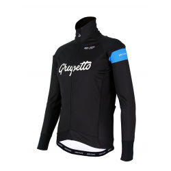 Cyclisme à Veste Winter PRO Blue - GRUPETTO