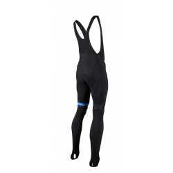 Cycling Bibtight winter PRO Blue - GRUPETTO