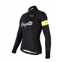 Cycling Jersey Long sleeves PRO Fluo yellow - GRUPETTO