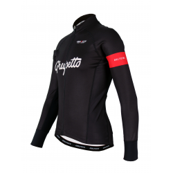 Cycling Jersey Long sleeves PRO Red - GRUPETTO