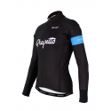 Cycling Jersey Long sleeves PRO Blue - GRUPETTO