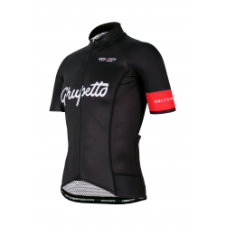 Cycling Jersey Short sleeves PRO Red - GRUPETTO