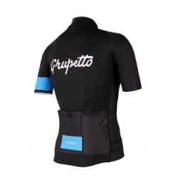 Cycling Jersey Short sleeves PRO Blue - GRUPETTO