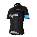 Cyclisme à manches courtes jersey PRO Blue - GRUPETTO