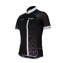 Cycling Jersey Short sleeves CLASSIC White - CUBO