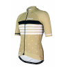Cycling Jersey Short sleeves Classic GOLD - ROULEUR