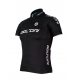 Cycling Jersey Short sleeves ELITE BLACK