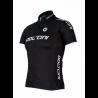 Cycling Jersey Short sleeves ELITE BLACK