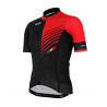 Cycling Jersey Short sleeves PRO Red - FORZA KIDS