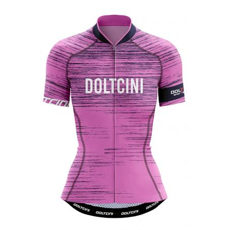 Cycling Jersey Short Sleeves PRO - NOVA LADY