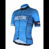 Cycling Jersey Short sleeves PRO Blue - NOVA