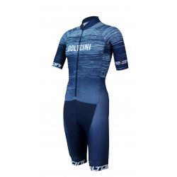 Aerosuit Short sleeves + pad PRO - NOVA Navy/Black