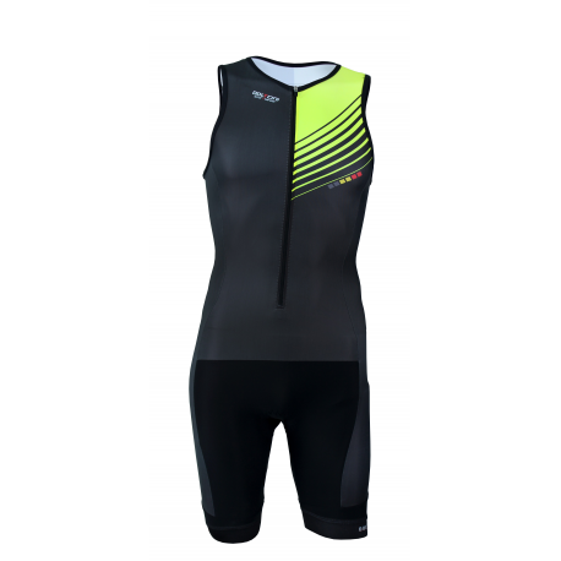 Triathlon suit PRO - FORZA Fluo