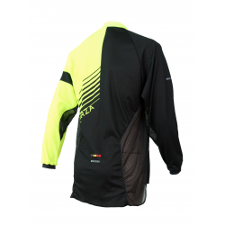 Motocross Jersey PRO - FORZA Fluo