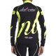 Cycling Jacket Winter fluo - BIANCA
