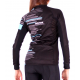 Cycling Jacket Winter PRO FLUO TURQUOISE - GANNON
