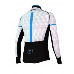 Cyclisme à Maillot manches longues PRO - LETS RIDE BLUE