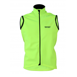 Cycling body fluo water repellent