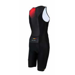Triathlon suit PRO - FORZA Red