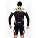 Cycling Jersey Long Sleeves fluo - MALAGA