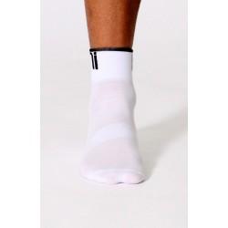 Socks Short Summer 2015 white-black